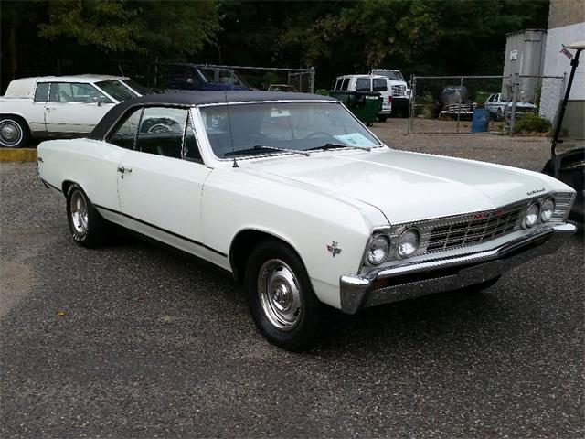 1967 Chevrolet Chevelle SS (CC-1135774) for sale in Stratford, New Jersey
