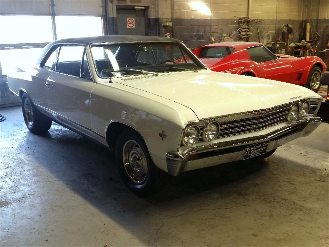 1967 Chevrolet Malibu SS (CC-1135775) for sale in Stratford, New Jersey