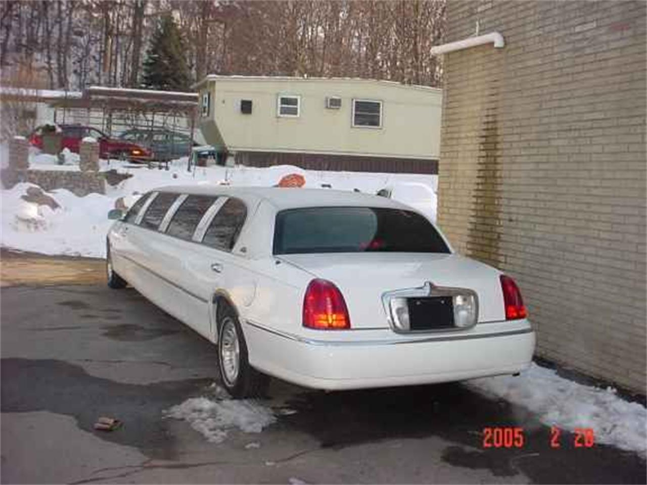2001 Lincoln Limousine (CC-1135787) for sale in Stratford, New Jersey