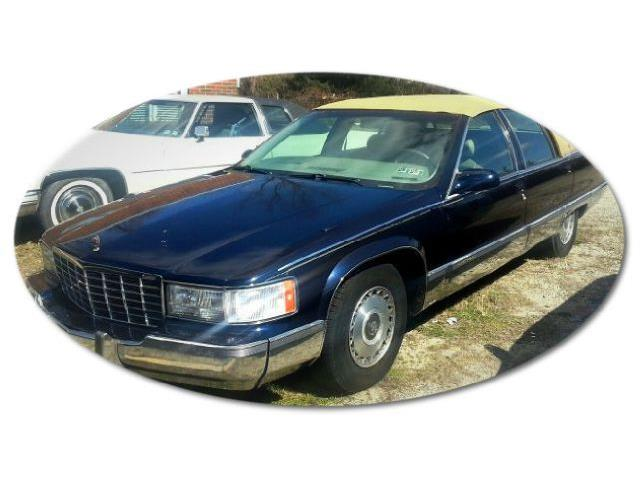 1995 Cadillac Fleetwood (CC-1135800) for sale in Stratford, New Jersey