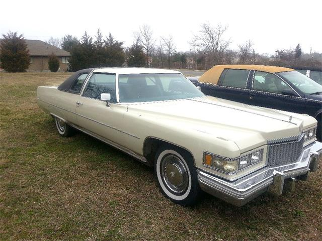 1975 Cadillac DeVille (CC-1135801) for sale in Stratford, New Jersey