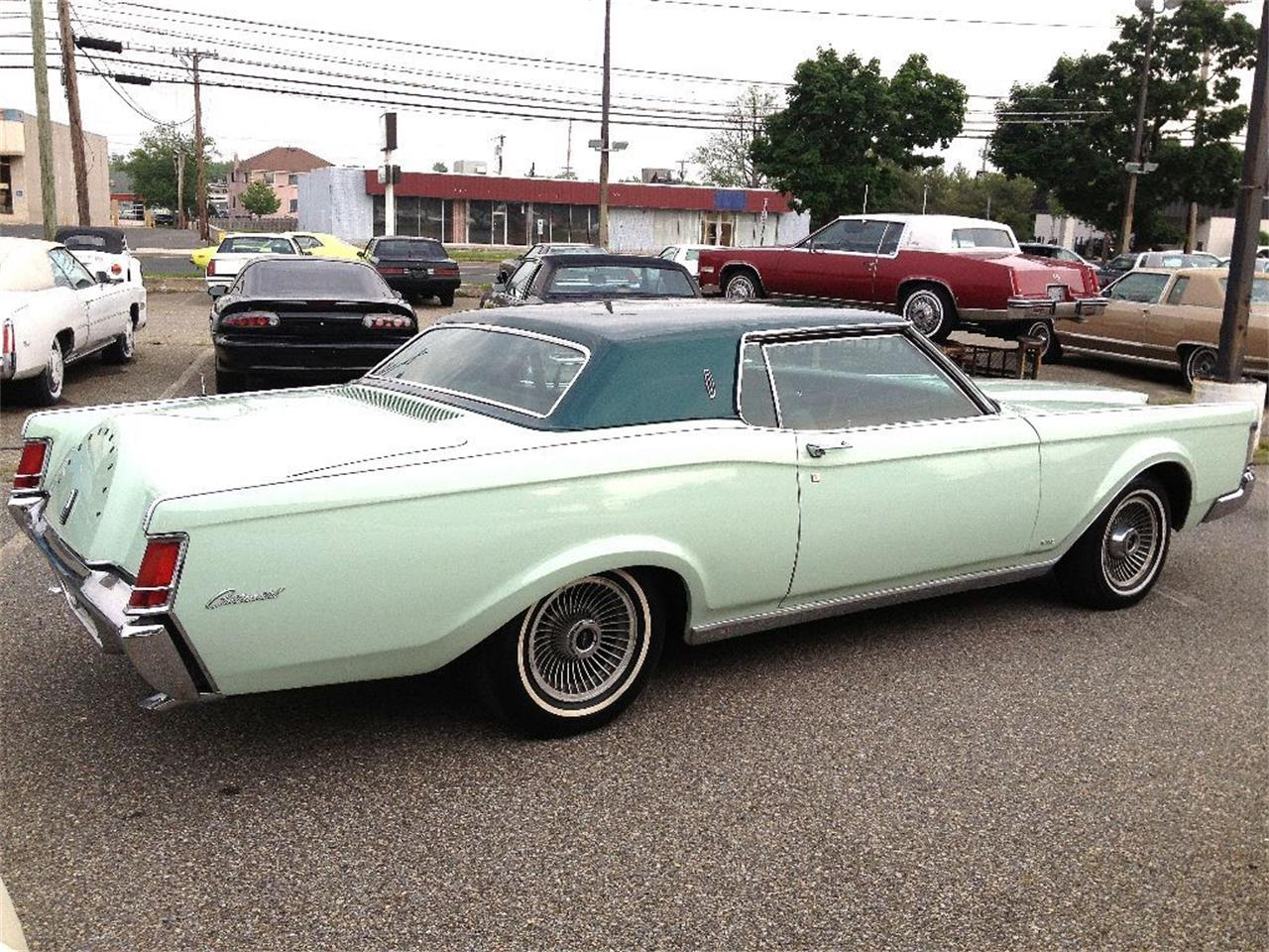 1971 Lincoln Continental Mark III (CC-1135808) for sale in Stratford, New Jersey