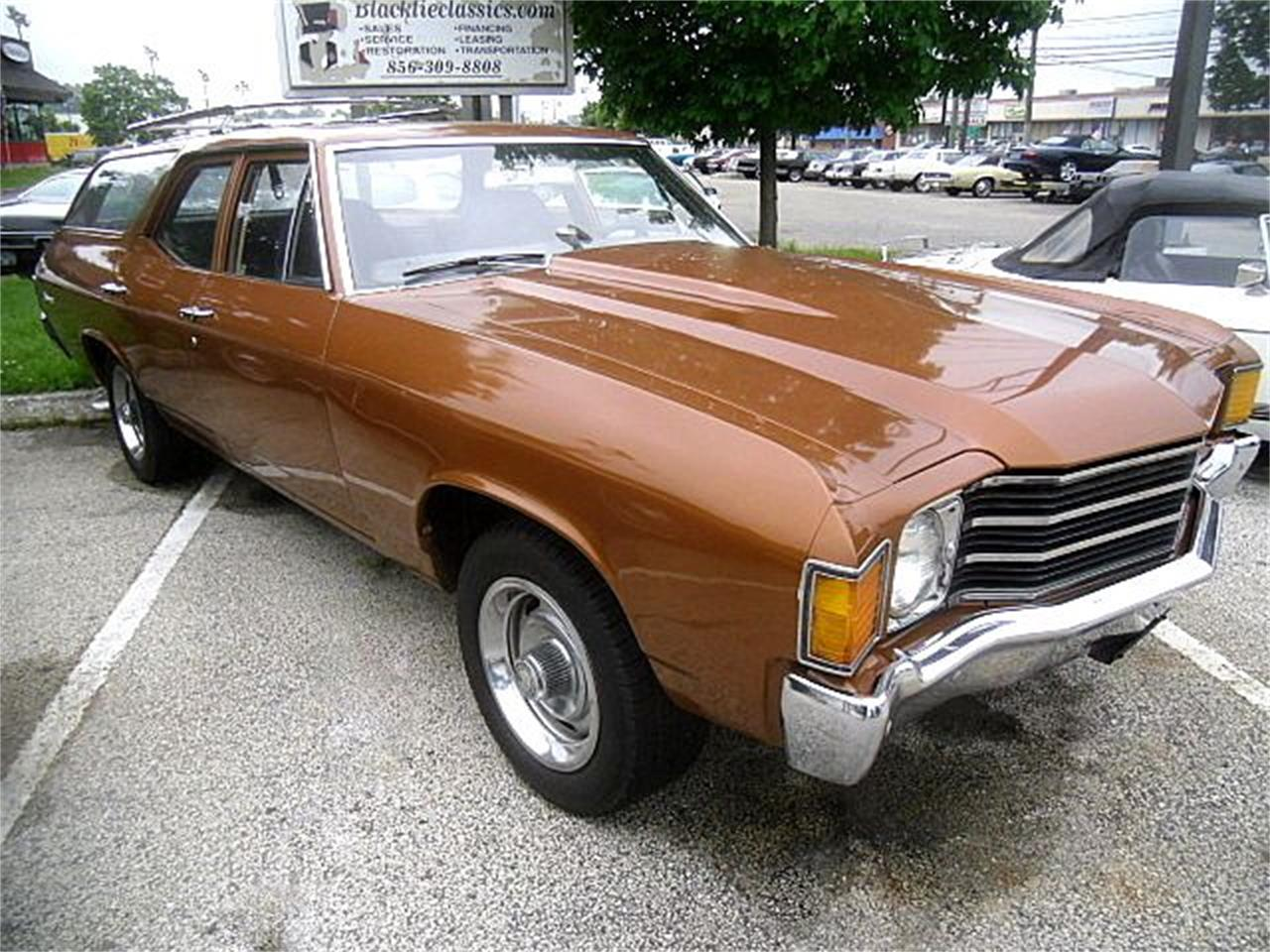 1972 Chevrolet Chevelle (CC-1135812) for sale in Stratford, New Jersey