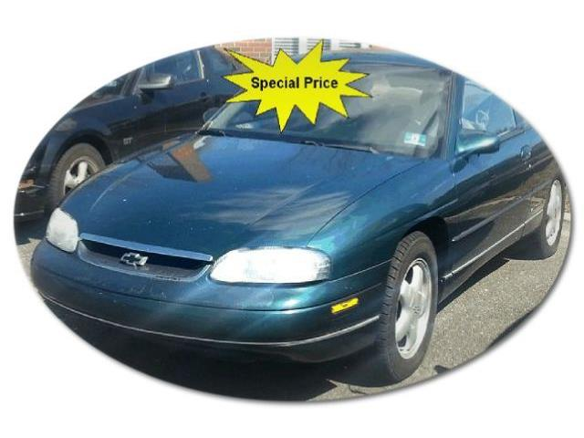 1999 Chevrolet Monte Carlo (CC-1135815) for sale in Stratford, New Jersey