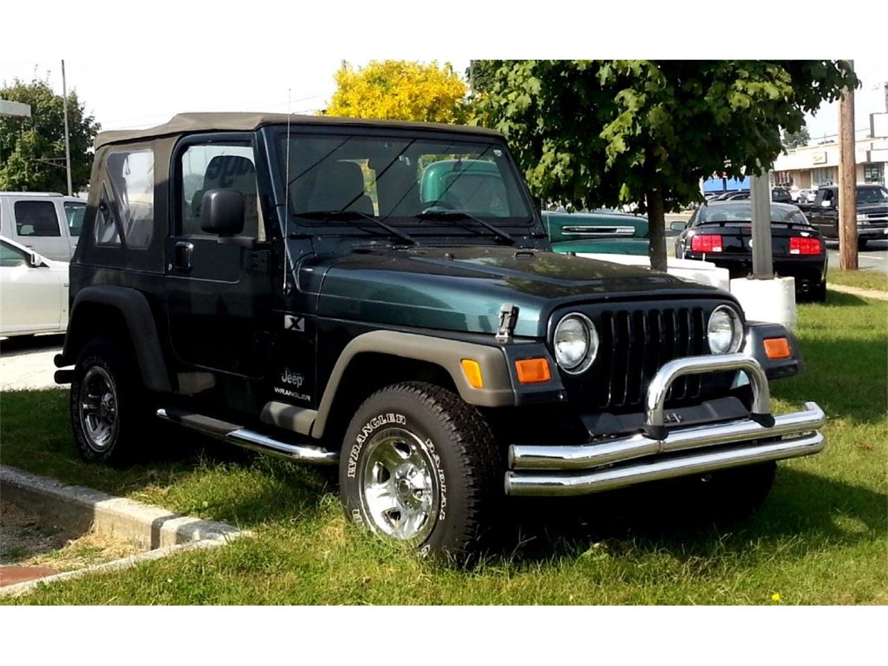 2006 Jeep Wrangler (CC-1135823) for sale in Stratford, New Jersey