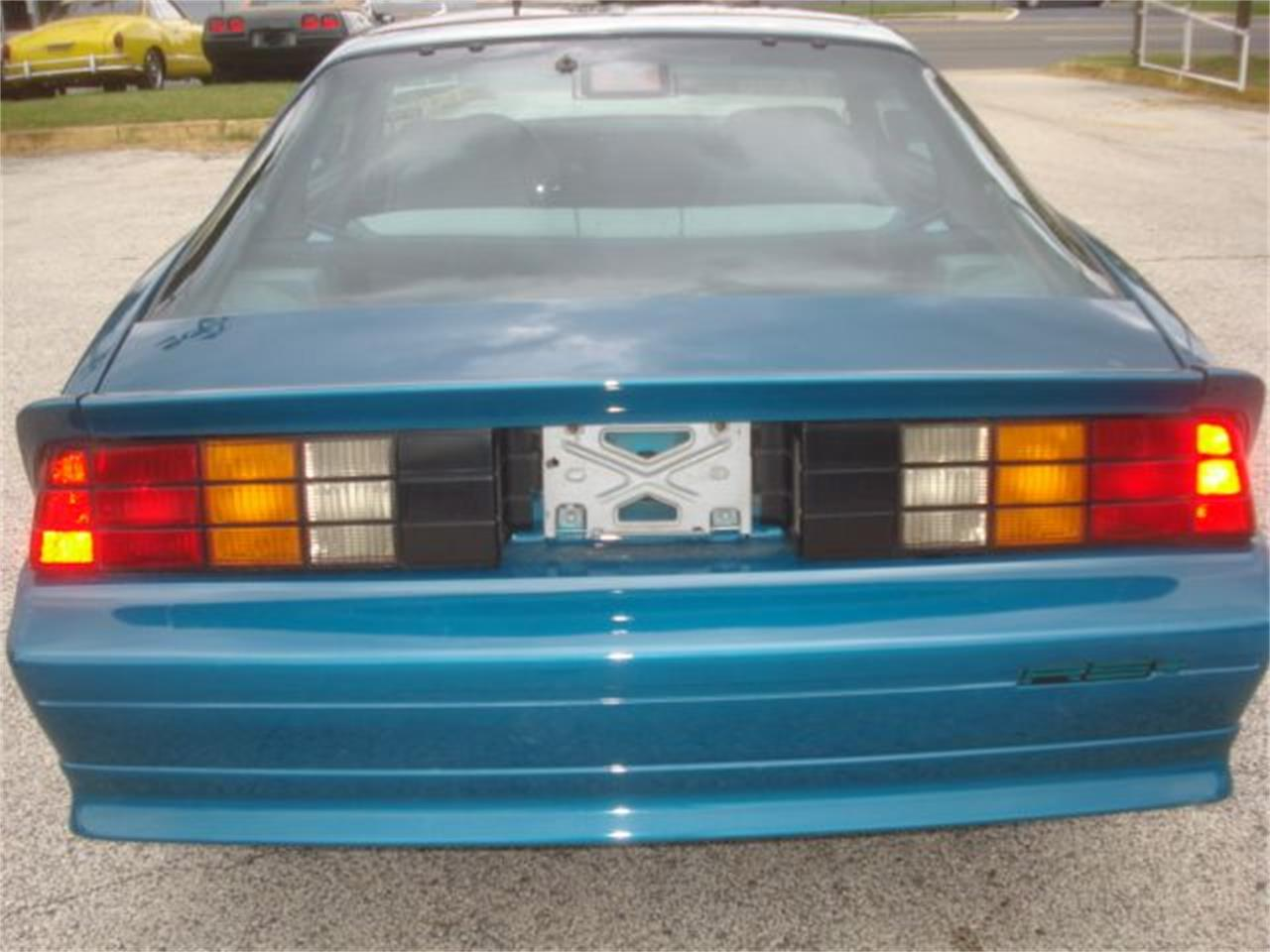 1992 Chevrolet Camaro RS (CC-1135824) for sale in Stratford, New Jersey