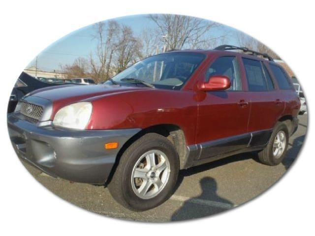 2004 Hyundai Santa Fe (CC-1135834) for sale in Stratford, New Jersey