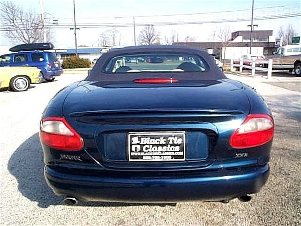 1997 Jaguar XK8 (CC-1135840) for sale in Stratford, New Jersey