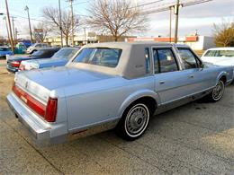 1987 Lincoln Town Car (CC-1135841) for sale in Stratford, New Jersey