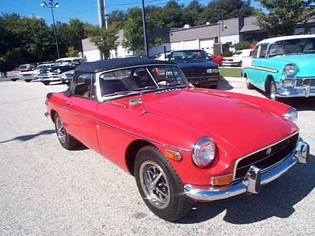1971 MG MGB (CC-1135846) for sale in Stratford, New Jersey