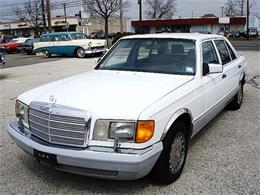 1989 Mercedes-Benz S-Class (CC-1135850) for sale in Stratford, New Jersey