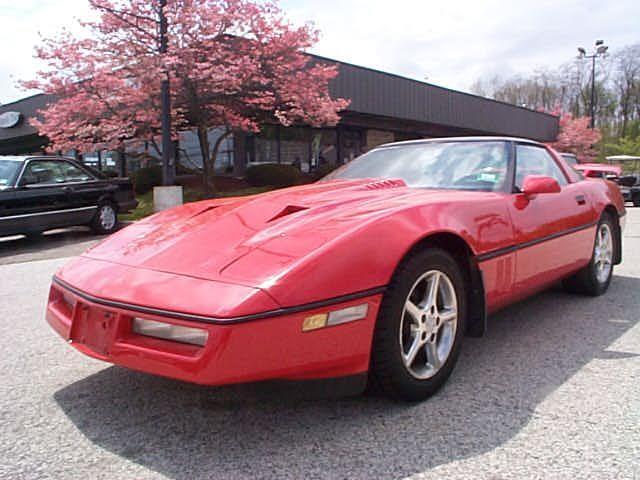 1985 Chevrolet Corvette (CC-1135864) for sale in Stratford, New Jersey
