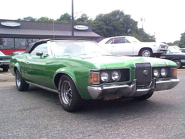 1971 Mercury Cougar XR7 (CC-1135865) for sale in Stratford, New Jersey
