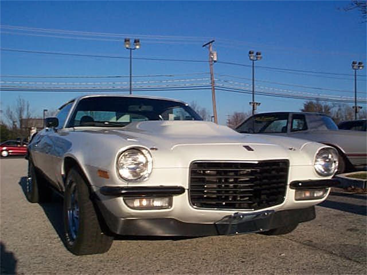 1976 Chevrolet Camaro (CC-1135868) for sale in Stratford, New Jersey