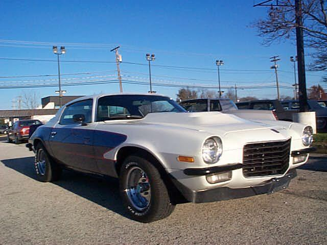 1976 Chevrolet Camaro (CC-1135868) for sale in Stratford, New Jersey