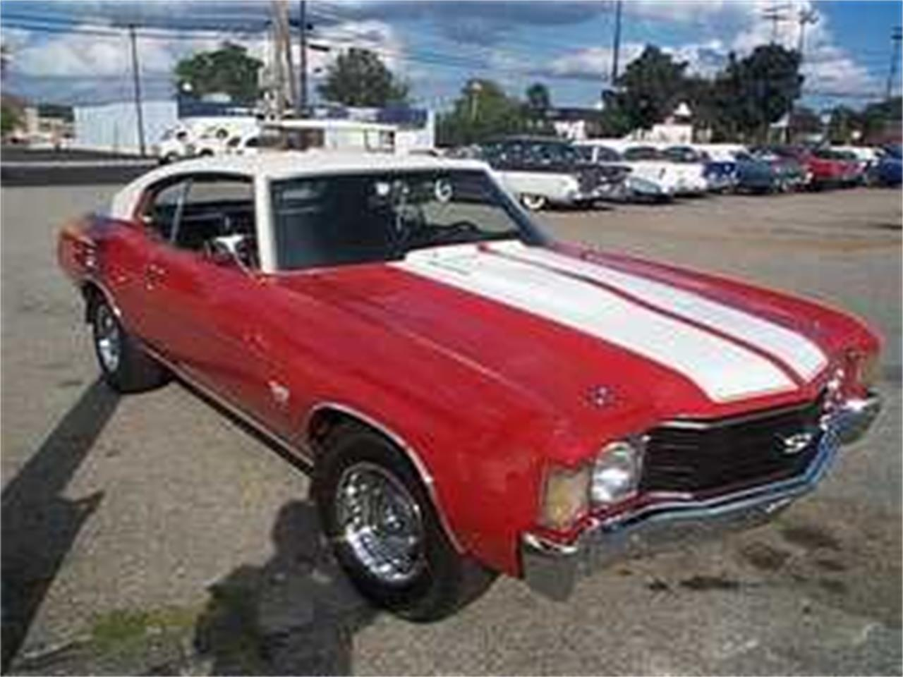 1972 Chevrolet Chevelle SS (CC-1135874) for sale in Stratford, New Jersey