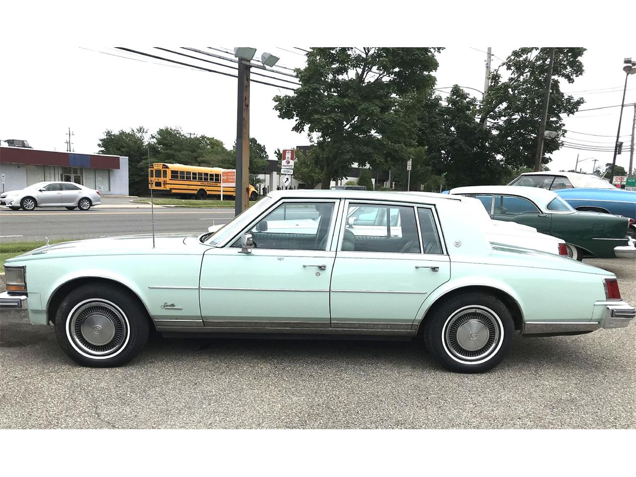 1977 Cadillac Seville (CC-1136119) for sale in Stratford, New Jersey