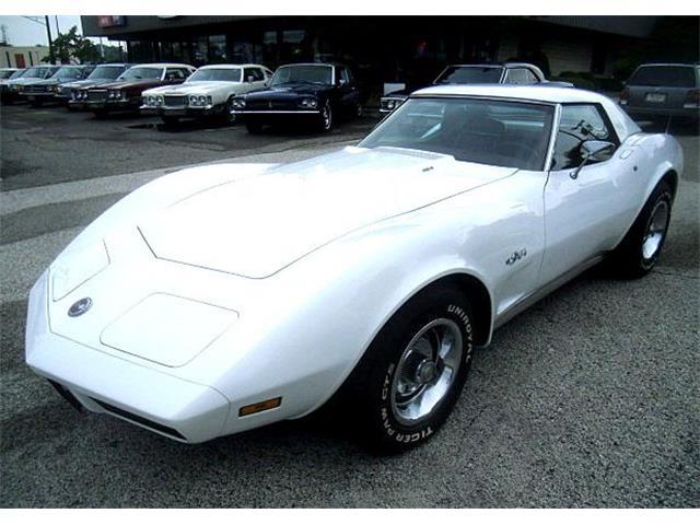 1974 Chevrolet Corvette (CC-1136129) for sale in Stratford, New Jersey