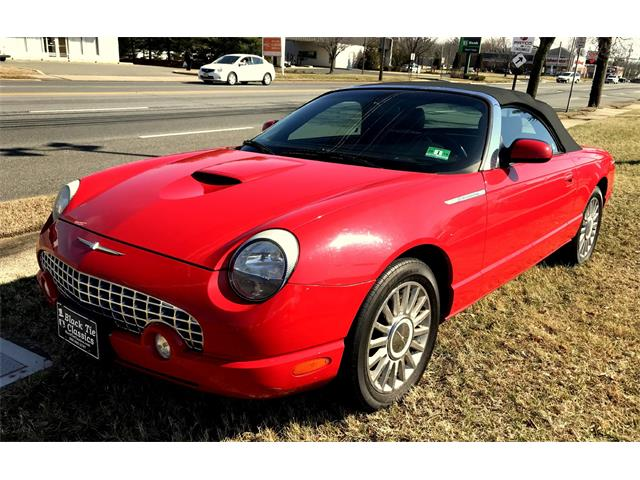 2005 Ford Thunderbird (CC-1136137) for sale in Stratford, New Jersey