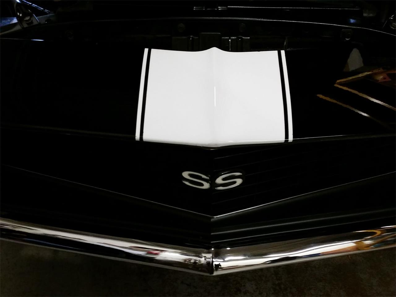 1969 Chevrolet Camaro SS (CC-1136144) for sale in Stratford, New Jersey