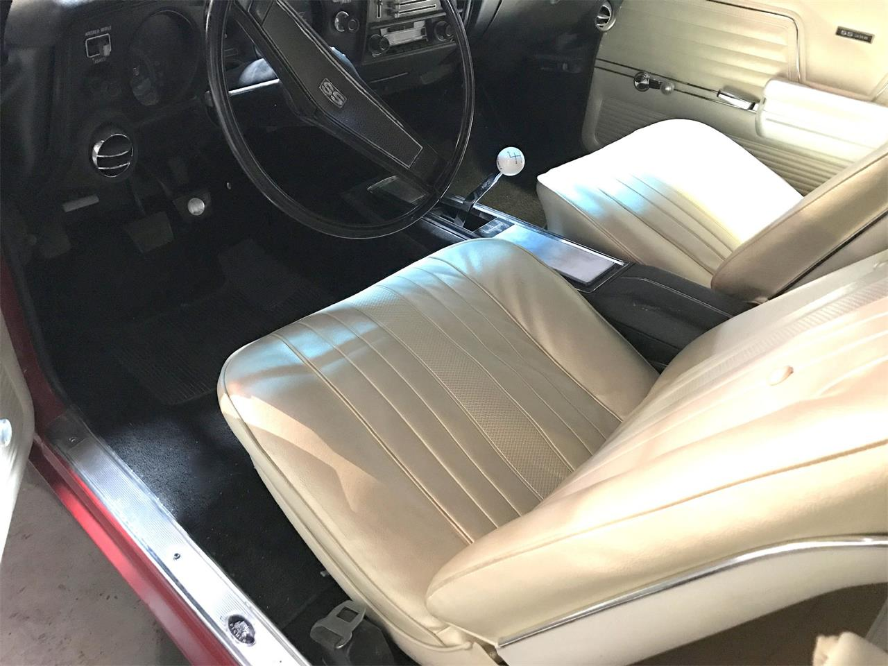 1969 Chevrolet Chevelle SS (CC-1136172) for sale in Stratford, New Jersey
