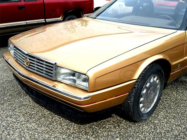 1987 Cadillac Allante (CC-1136207) for sale in Stratford, New Jersey