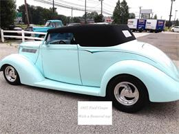1937 Ford 3-Window Coupe (CC-1136212) for sale in Stratford, New Jersey