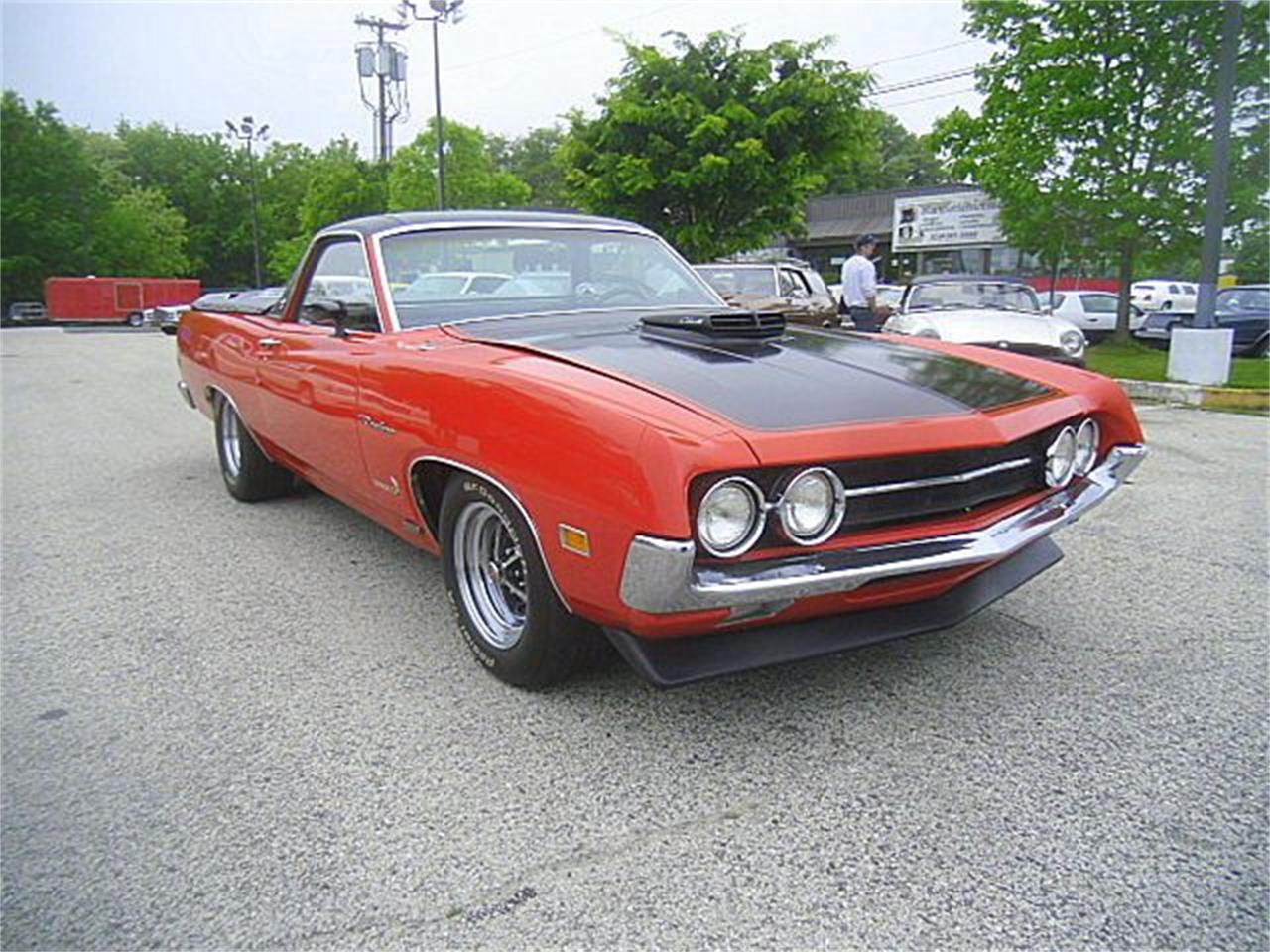 1971 Ford Ranchero GT (CC-1136217) for sale in Stratford, New Jersey
