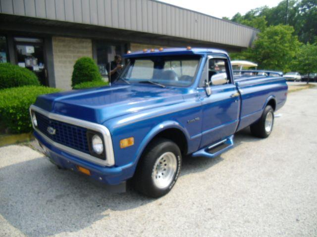 1972 Chevrolet C10 (CC-1136230) for sale in Stratford, New Jersey