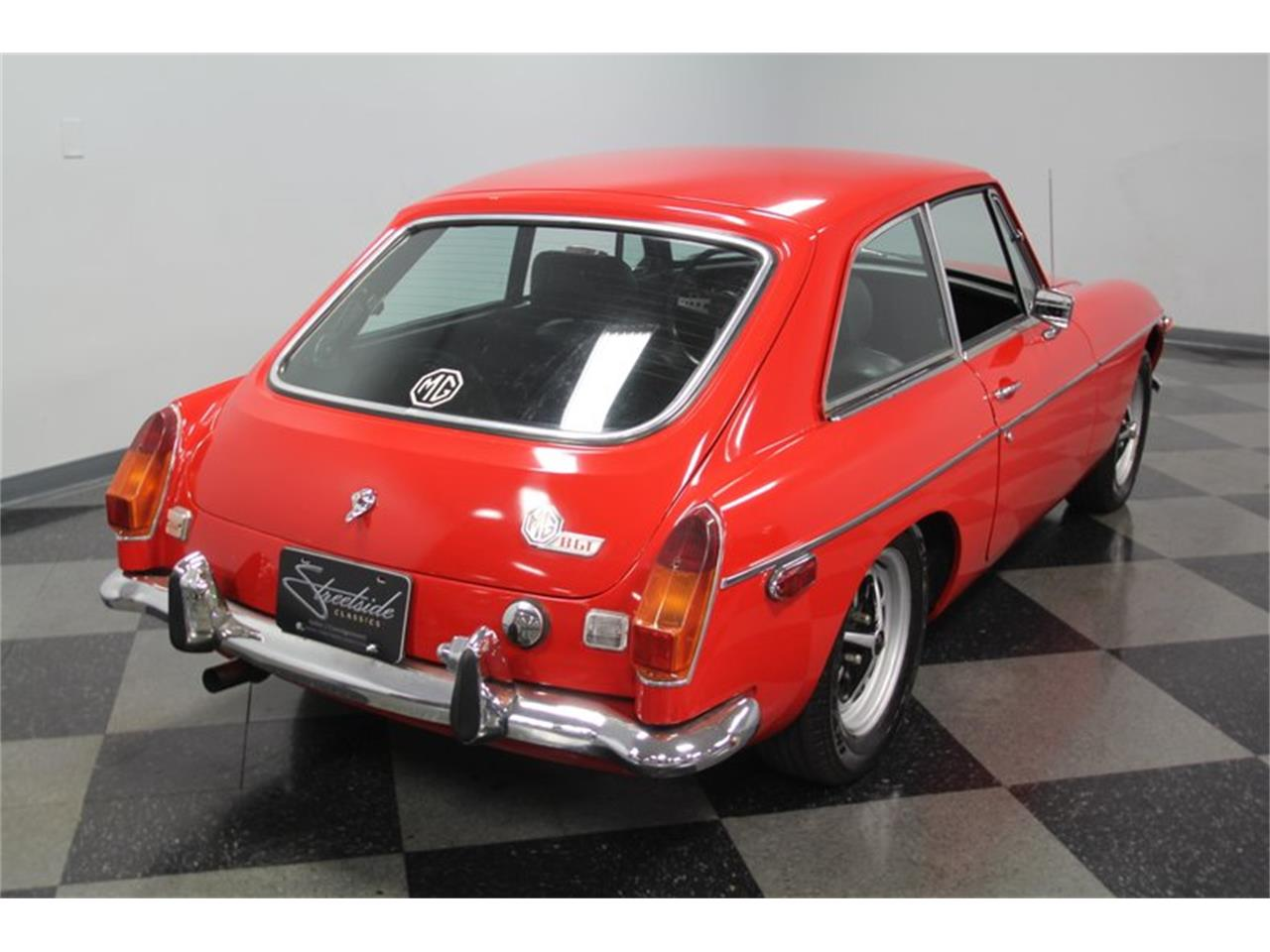 1973 MG MGB (CC-1136520) for sale in Concord, North Carolina