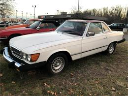 1978 Mercedes-Benz 450SL (CC-1136541) for sale in Stratford, New Jersey