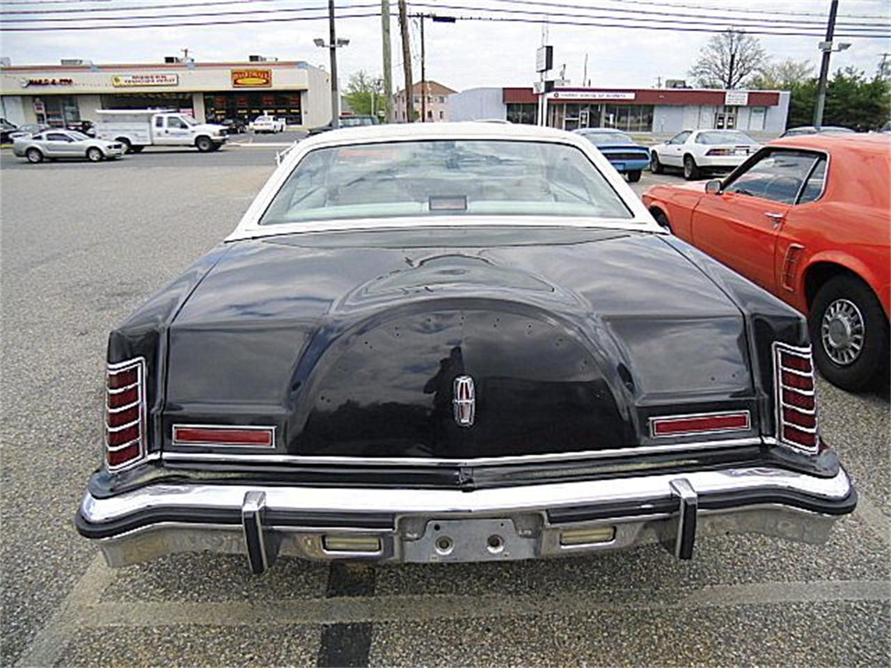1977 Lincoln Mark V (CC-1136549) for sale in Stratford, New Jersey