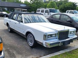 1988 Lincoln Town Car (CC-1136559) for sale in Stratford, New Jersey