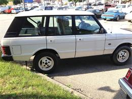 1989 Land Rover Range Rover (CC-1136565) for sale in Stratford, New Jersey