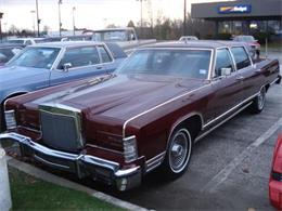 1979 Lincoln Town Car (CC-1136568) for sale in Stratford, New Jersey