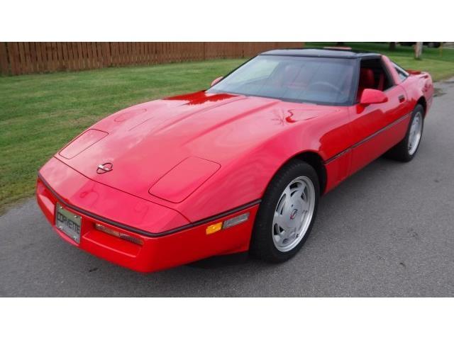 1989 Chevrolet Corvette (CC-1136750) for sale in Milford, Ohio