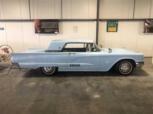 1958 Ford Thunderbird (CC-1136763) for sale in Branson , Missouri