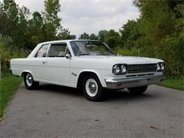 1966 Rambler Classic 550 (CC-1136769) for sale in Blacklick, Ohio