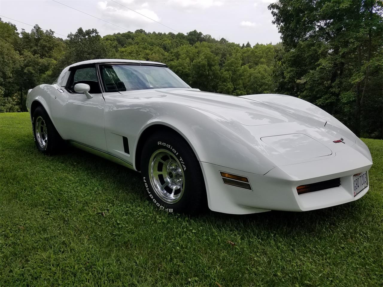 1980 Corvette For Sale >> 1980 Chevrolet Corvette For Sale Classiccars Com Cc 1136775