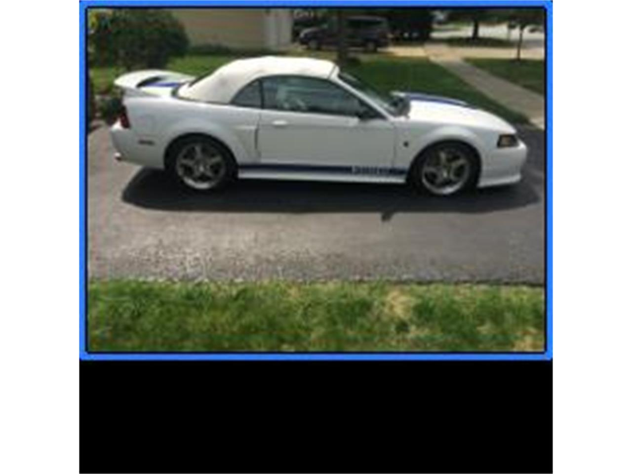 2003 Ford Mustang (Roush) (CC-1136788) for sale in Vernon Hills, Illinois