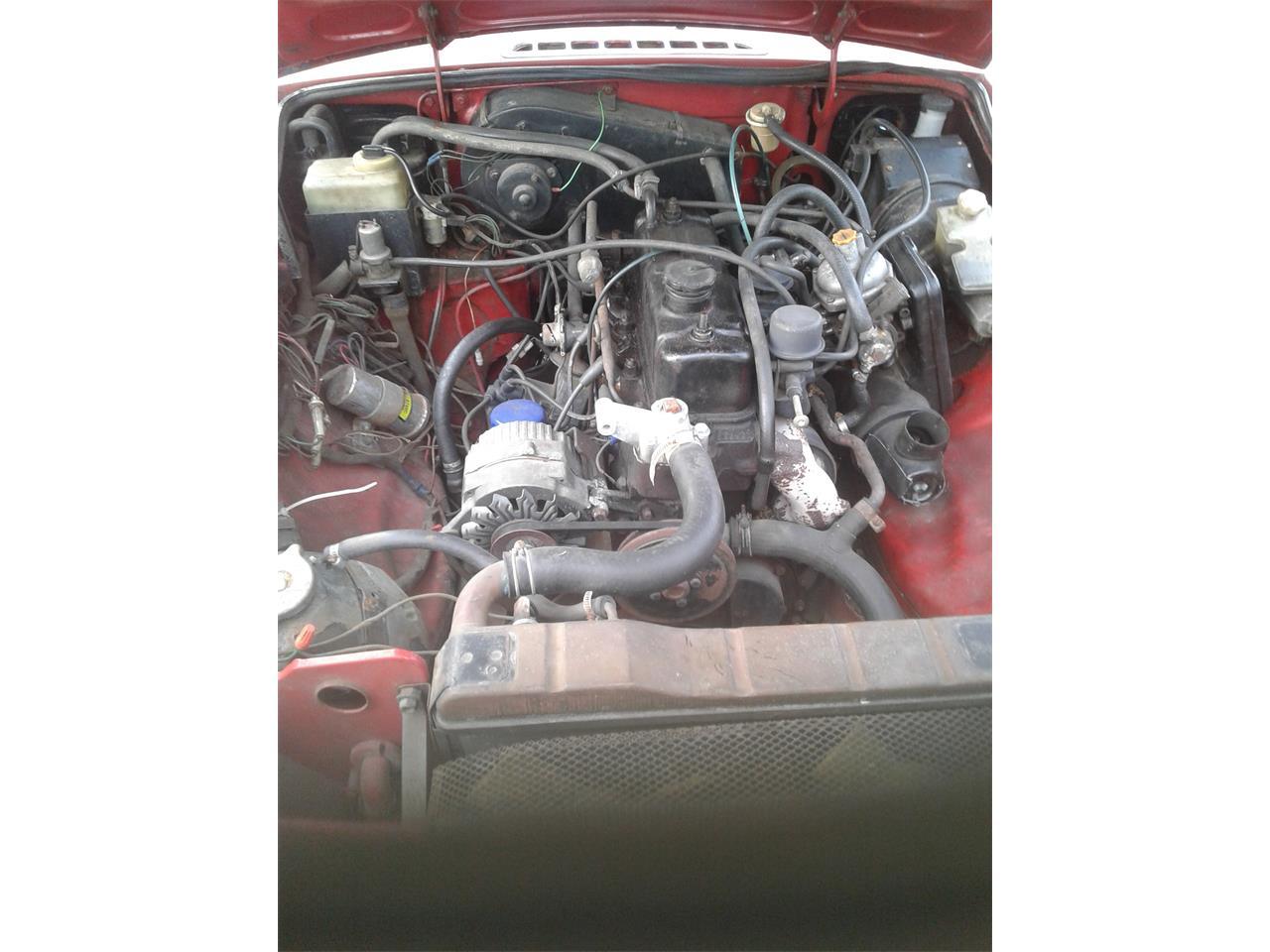 1979 MG MGB (CC-1136822) for sale in Bramwell, West Virginia