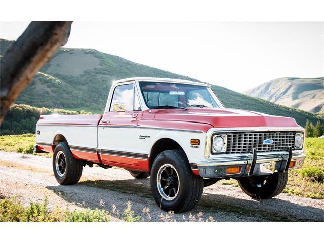 1972 Chevrolet C/K 20 (CC-1136826) for sale in Tulsa, Oklahoma