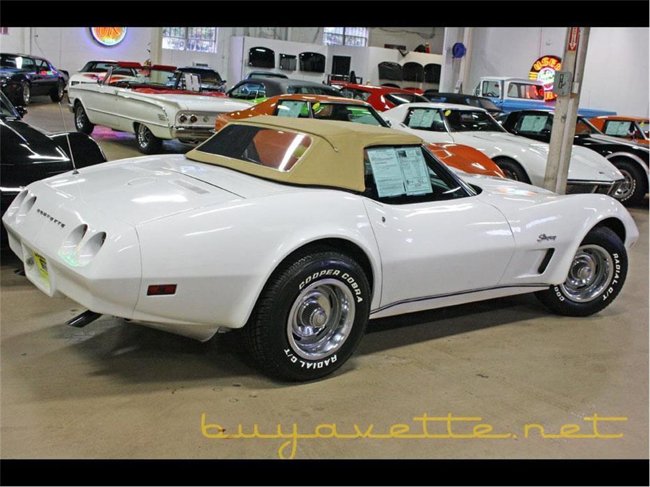 1974 Chevrolet Corvette (CC-1137004) for sale in Atlanta, Georgia