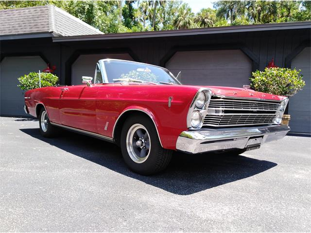 1966 Ford Galaxie 500 (CC-1137112) for sale in ponte vedra, Florida