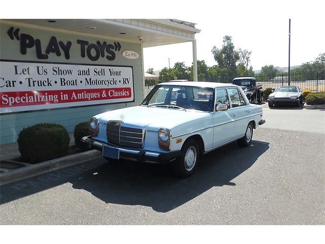 1975 Mercedes-Benz 240D (CC-1137121) for sale in Redlands, California