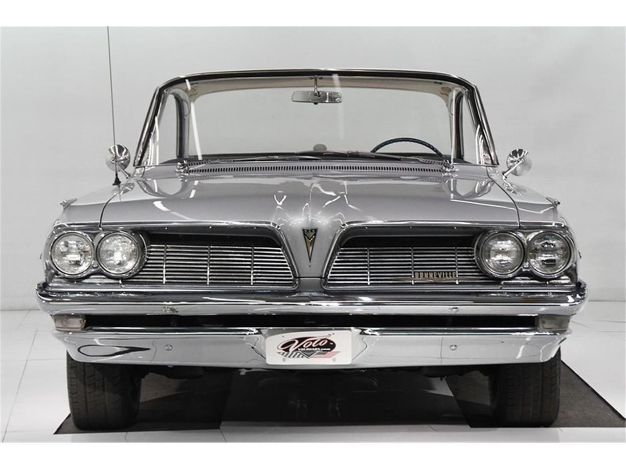 1961 Pontiac Bonneville (CC-1130723) for sale in Volo, Illinois