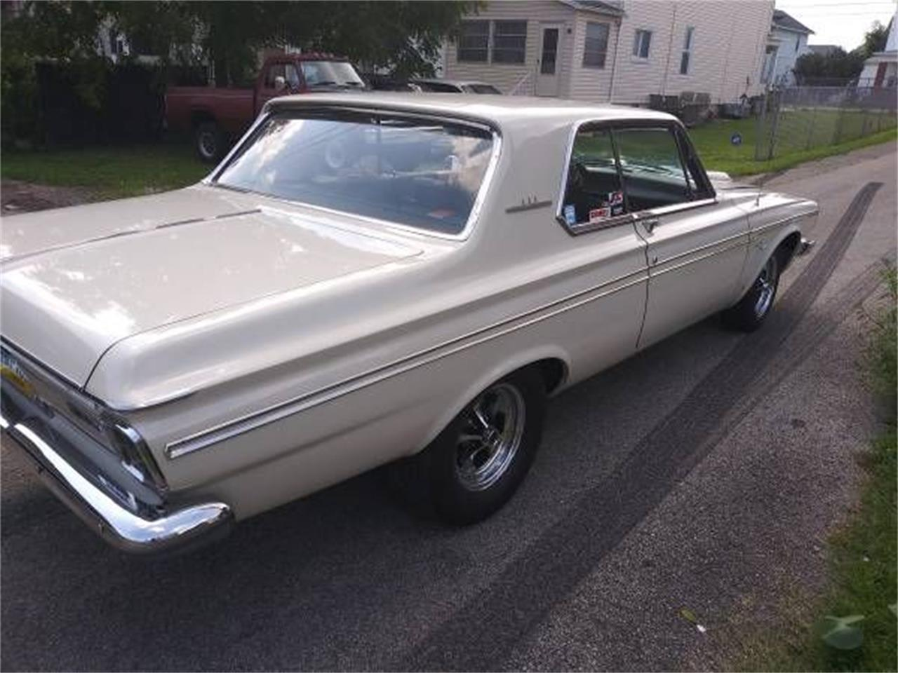 1963 Plymouth Fury (CC-1137250) for sale in Cadillac, Michigan