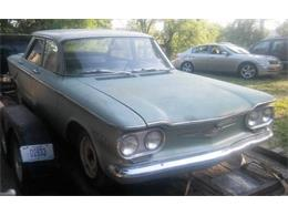 1960 Chevrolet Corvair (CC-1137264) for sale in Cadillac, Michigan