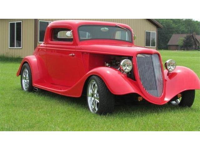 1934 Ford Roadster (CC-1137278) for sale in Cadillac, Michigan