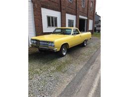 1965 Chevrolet El Camino (CC-1137281) for sale in Cadillac, Michigan